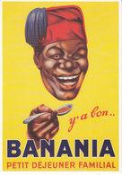 Publicité Banania (2 Scans) - Advertising
