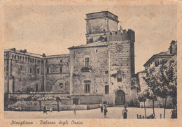 STIMIGLIANO  /  Palazzo Degli Orsini _  Viaggiata - Rieti