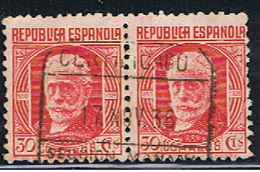 (E 714) ESPAÑA //  YVERT 559 & 559 // EDIFIL 734 & 734 // 1936-38 - 1931-Oggi: 2. Rep. - ... Juan Carlos I