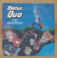 "7"" Single, Status Quo, The Wanderer - Rock"