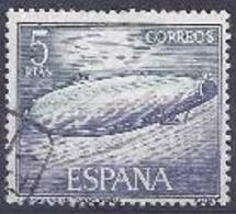 España-Spain. Sub De Isaac Peral (o) - Ed 1610, Yv=1259 - 1961-70 Usados