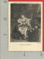 CARTOLINA NV ITALIA - 1936 Mostra Settecento Veneziano A Cà Rezzonico - VENEZIA - LONGHI - La Polenta - 10 X 15 - Esposizioni