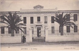 ANTIBES (ALPES MARITIMES) LE COLLEGE  (lot Pat 65) - Antibes