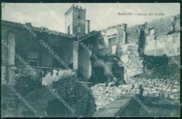 Trento Rovereto Interno Castello Cartolina MX3083 - Trento