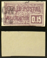 COLIS POSTAUX N° 18 Oblit TB Cote 5€ - Used
