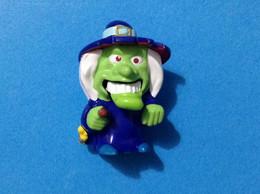 MAGIC LESSONS KRAPOUGNASSE 2S-89 CARTINA KINDER FERRERO - Istruzioni