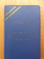 Passeport Passport, Reisepass, Titre De Voyage Reisdocument Belge Pour Réfugié 1980 - Documents Historiques