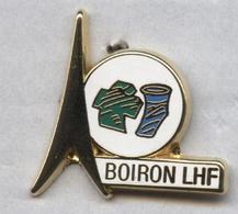 Pin's Arthus Bertrand Santé Médical Laboratoire Boiron - Medical