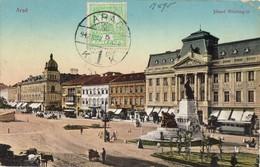 184 HUNGARY ARAD - Ungheria