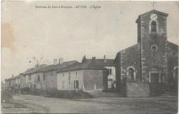 D54 - ATTON - L'EGLISE - ENVIRONS DE PONT A MOUSSON - Frankrijk