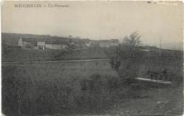 D54 - BOUGEOLLES - UN HAMEAU - Charrette Sur La Droite - Autres Communes