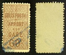 COLIS POSTAUX N° 29 Oblit Déf. Cote 30€ - Used