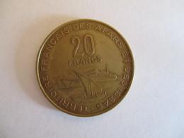 Djibouti: TFAI 20 FDj 1975 - Dschibuti