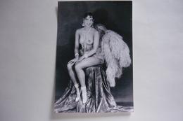 REAL PHOTO Pin-up Girl, Naked, Nude - Pin-up