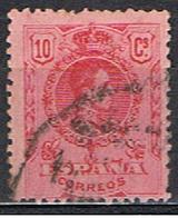(E 511) ESPAÑA //  YVERT 244 // EDIFIL 269 // 1882 - 1889-1931 Royaume: Alphonse XIII