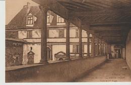 C.P.A. - LA BASTIE D'URFE - GALERIE- 1er ÉTAGE - L. D. - 11 - F. THIOLLIER - Francia