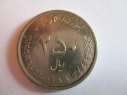 Iran: 250 Riyal 1385 HE - Iran