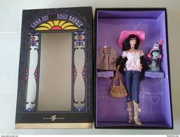 Barbie - POUPEE ANNA SUI BOHO Collector Gold Label 2005 Réf. J8514 BO Mattel - Barbie