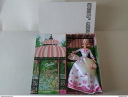 Barbie - POUPEE VICTORIAN TEA THE Caucasian 2002 Réf. B0787 BO Mattel - Poupées
