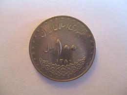Iran: 100 Riyal 1380 HE - Iran