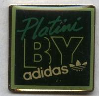 Pin's Football Platini Adidas - Football