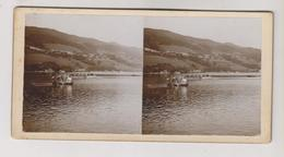 AUSTRIA,MONDSEE (?) Stereo Photo - Alte (vor 1900)