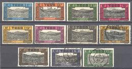 Togo: Yvert N° Taxe 9/19°;  La Serie Courante, Rarement Proposé - Togo (1914-1960)