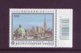 Austria 2010 - UNESCO, Centro Storico Di Vienna. 1v MNH** - 2001-10 Nuovi & Linguelle