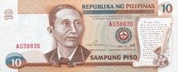 Philippines 10 Piso, P-181 - UNC - Signature 14 - Philippinen