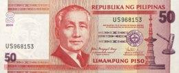 Philippines 50 Piso, P-193b (2006) - UNC - Philippinen