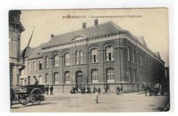 BORGERHOUT - Jongensgemeenteschool,Veldstraat - Antwerpen