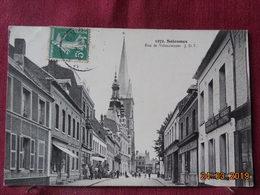 CPA - Solesmes - Rue De Valenciennes - Solesmes