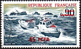 Réunion Obl. N° 424 - Sauvetage En Mer - Réunion (1852-1975)