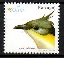 PORTUGAL. N°2554 De 2002. Coucou. - Cuckoos & Turacos