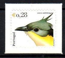 PORTUGAL. N°2554A De 2002. Coucou. - Cuckoos & Turacos