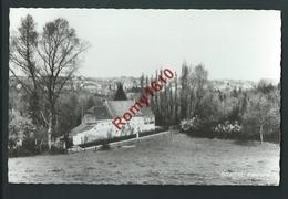 BOUSVAL (Genappe) Photo Véritable  45597. Panorama. - Genappe