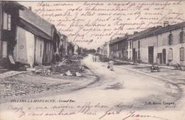 54 /VILLERS LA MONTAGNE / GRAND RUE / PRECURSEUR - Francia