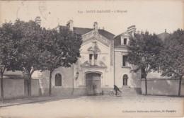 St-Nazaire.. Animée.. L'Hôpital..  1923 (lot Pat 65) - Saint Nazaire