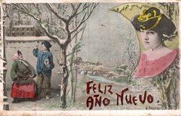 CUPLETISTA. FELIZ AÑO NUEVO. - V BARRERA - Artistes