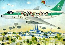 > Avions / LUXAIR / LOT 714 - Avions