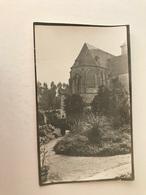 Brussegem  Merchtem  FOTO Genomen Door Duitse Soldaten  Kerk Te Brussegem Met Pastoor Augustus 1914 - Merchtem