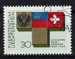Liechtenstein 1969 // Mi. 517 O - Liechtenstein