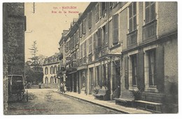 64-MAILEON-Rue De La Navarre...1912  Animé - Autres Communes