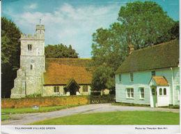 TILLINGHAM Village Green Unposted C1980 (ECFWI) [P0107/1D] - England