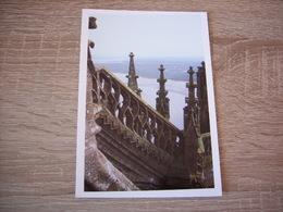 LE MONT SAINT MICHEL (50) : L'Escalier De Dentelle - (Réf. 25.939) - Le Mont Saint Michel