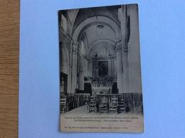 Corse Intérieur Eglise San Gavino Di Tenda Santo Pietro Di Tenda Coll Olivi - France