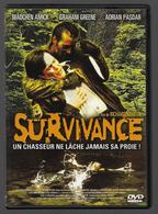 Survivance  Dvd - Horreur