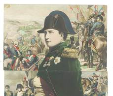 MILITARIA - Puzzle 3 CPA - Napoléon      (69 ASO) - Regiments
