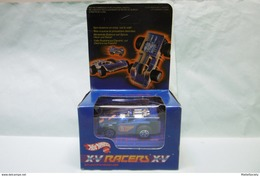 Hot Wheels - X-V Racers XV Bleu Firestone 1985 Réf. 2569 HOTWHEELS 1/64 - HotWheels