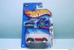Hot Wheels - SUZUKI GSX-R/4 - 2004 First Editions - Collector 61 HOTWHEELS US Long Card 1/64 - HotWheels
